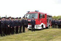 Neues Feuerwehr-Schmuckstück sorgt für mehr Sicherheit