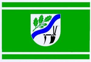Flagge Gemeinde Wallsbüll