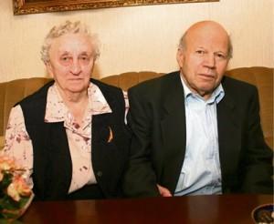 60 Jahre verheiratet: Anneliese und Johannes Lorenzen