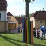Dänische Schule / Kindergarten / Sporthalle