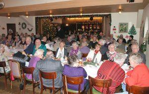 Weihnachtsfeier der Senioren