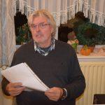 Bürgermeister Werner Asmus plädiert für die Eigenständigkeit Wallsbülls als Gesellschafter der Sozialstation Schafflund.