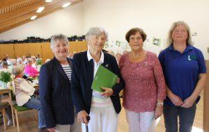 40-jähriges Bestehen der Landfrauen