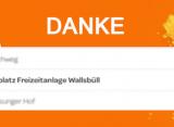1.250 € Preisgeld bei der Fanta Spielplatz Initiative