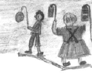 Symbolbild Laternelaufen