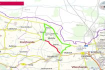 Vollsperrung L1 Wallsbüll – Medelby