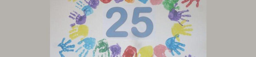 25 Jahre Ev. Kita Wallsbüll