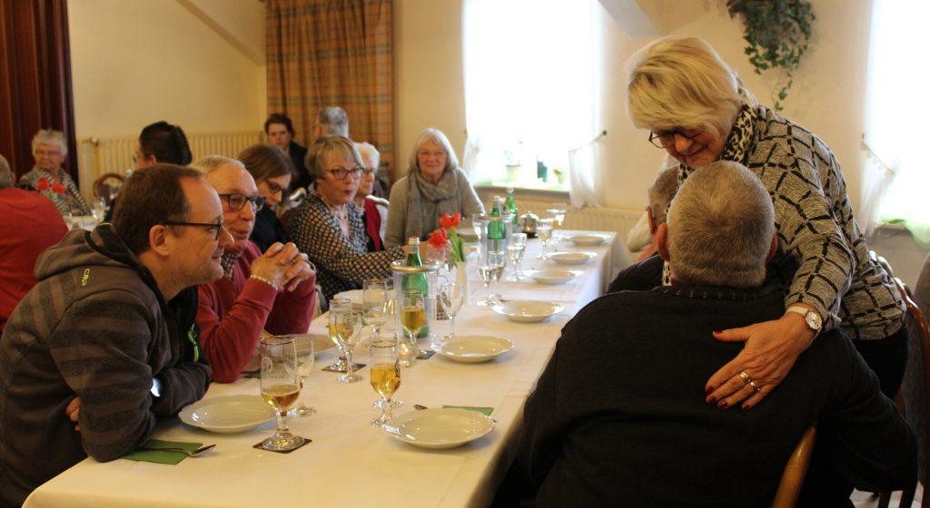 Neujahrsempfang Wallsbüll 2020 - Foto: Helga Böwadt
