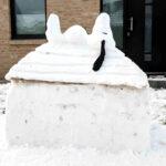 Winter in Wallsbüll